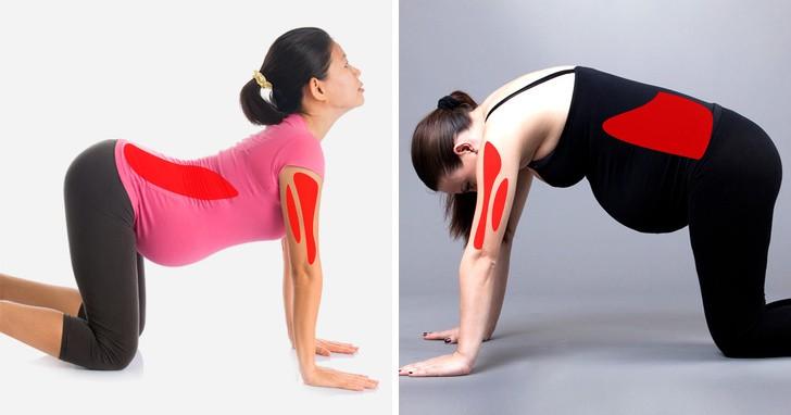 7 tư thế yoga cho bà bầu giúp đánh bay đau mỏi trong thai kỳ và các tư thế cần tránh - Ảnh 5.