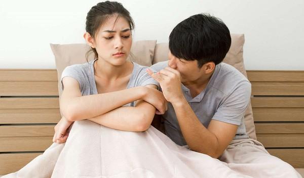 8 năm hôn nhân không tình dục, trong khi vợ sợ hãi và cảm thấy tội lỗi thì chồng đã làm thế này - Ảnh 1.