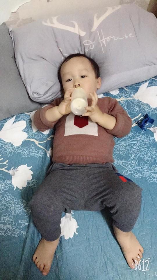 Dính bầu khi con lớn mới 10 tháng tuổi, mẹ 9x vẫn quyết không cai sữa, kiên trì cho 2 con bú mẹ hoàn toàn - Ảnh 13.