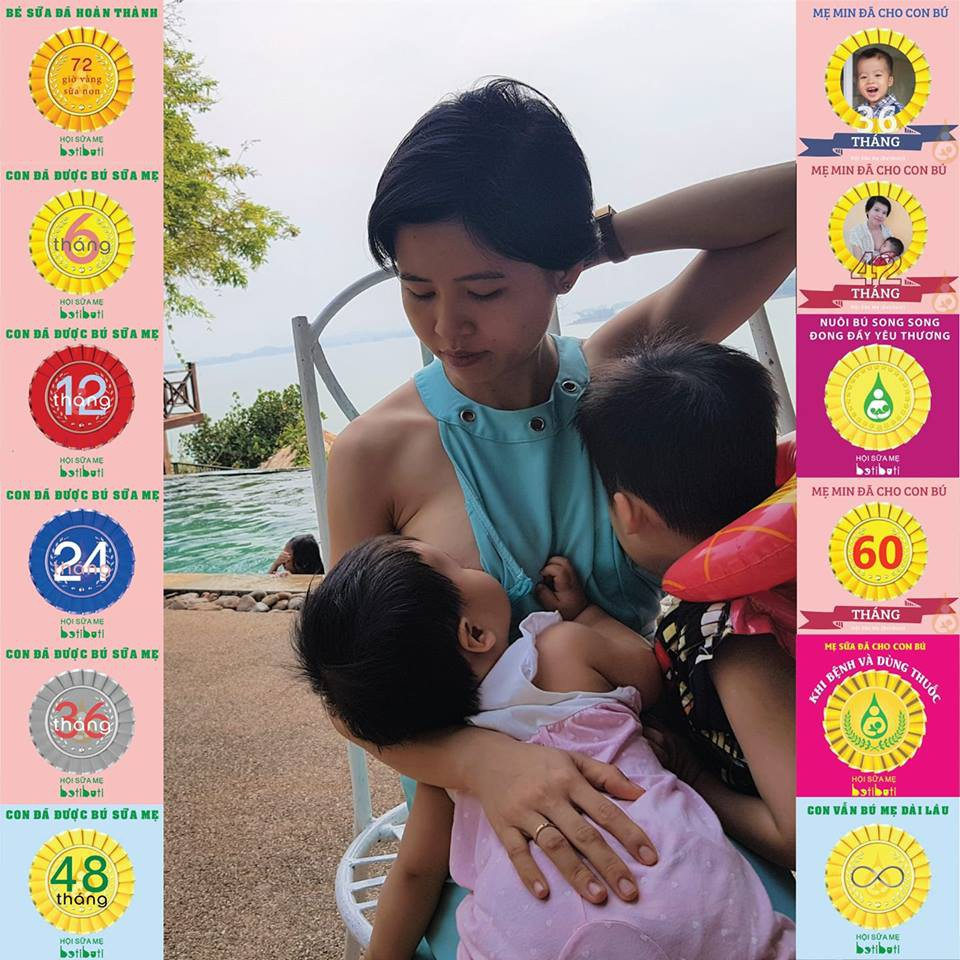 Mẹ Việt quyết định không cai sữa, cho con bú mẹ vô thời hạn vì không muốn con phải chịu những tổn thương nặng nề này - Ảnh 2.