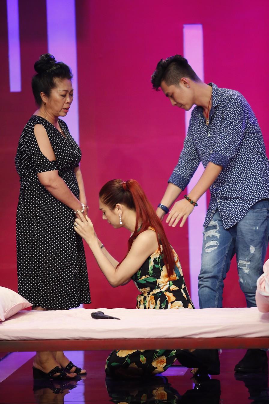 Lâm Khánh Chi sống hết mình vì tình yêu khiến chồng đổ gục ngay từ cái nhìn đầu tiên - Ảnh 6.