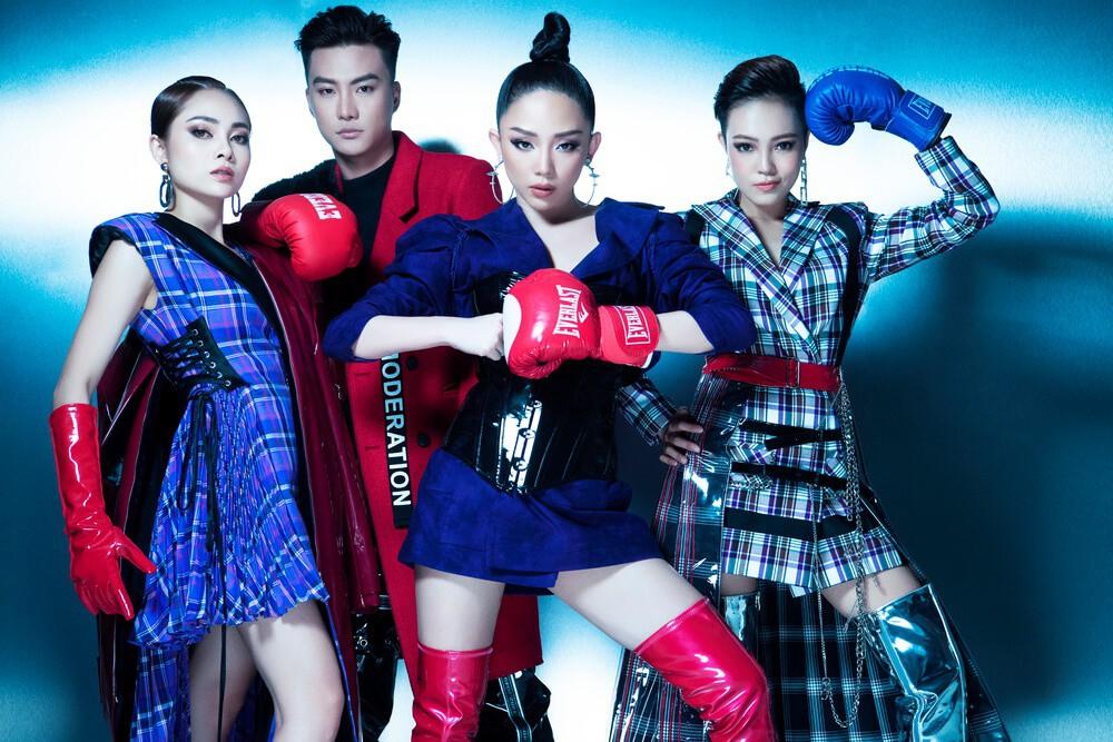 Lộ diện top 3 tài sắc vẹn toàn của team Tóc Tiên chính thức bước vào CK Giọng hát Việt 2018 - Ảnh 3.