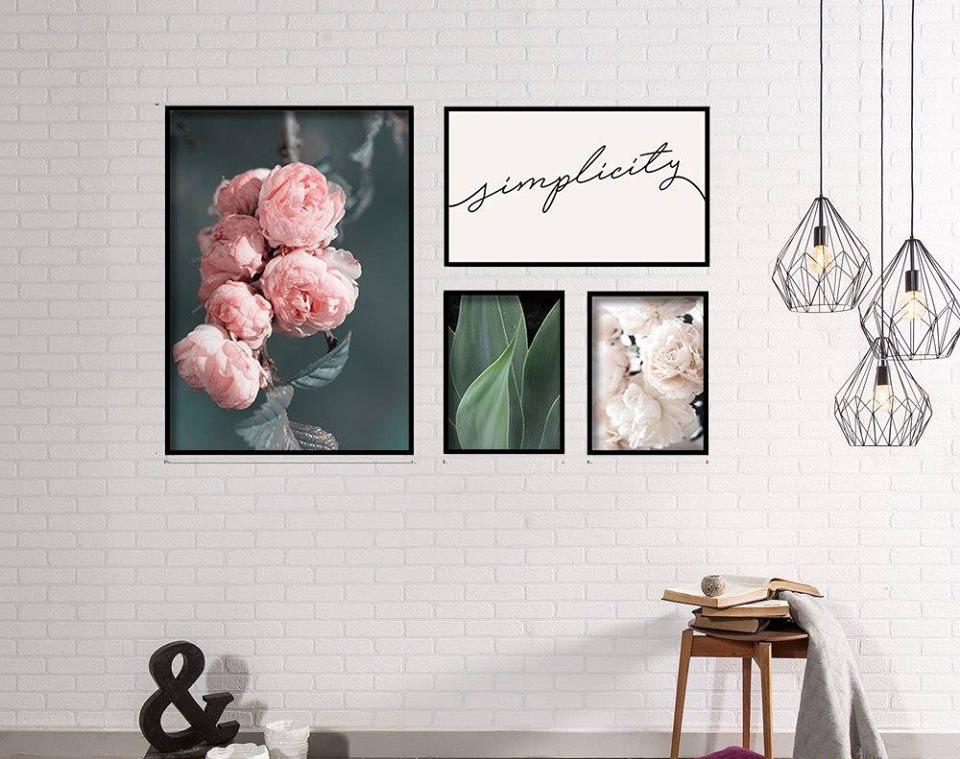 Tranh Canvas - Xu hướng trang trí nhà đang được ưa chuộng bậc nhất hiện nay - Ảnh 3.
