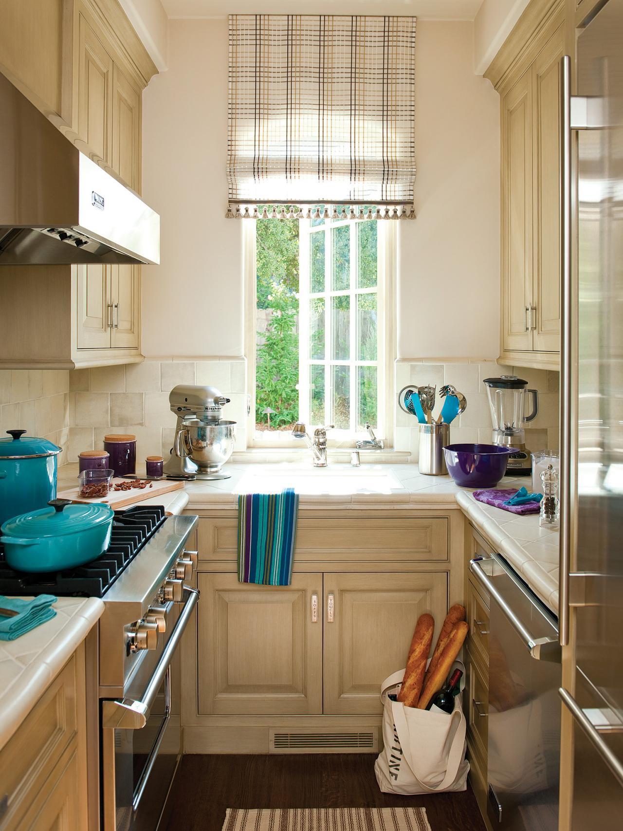 9 cách để mở ra hướng đi cho phòng bếp nhà chung cư chật chội  - Ảnh 5.