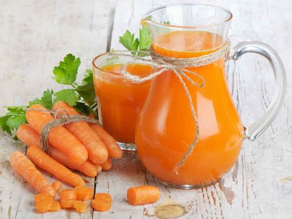 Vì sao nên uống nước ép cà rốt thường xuyên - Ảnh 1.