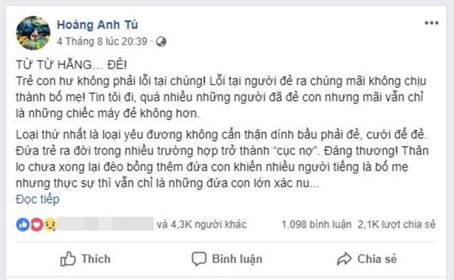 Chỉ vì một nút share trên Facebook, nàng dâu trở thành tội đồ bêu xấu nhà chồng  - Ảnh 2.