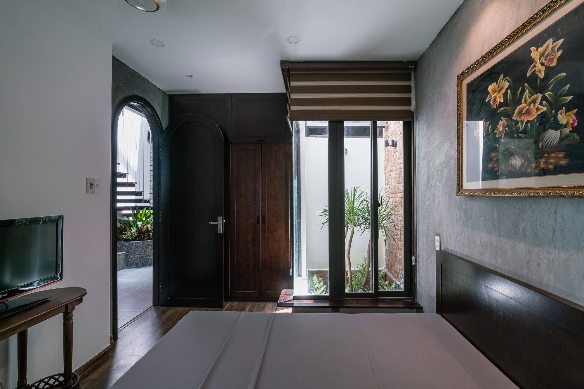 Ngôi nhà gạch 2 tầng của cặp vợ chồng già ở Đà Nẵng được tạp chí Mỹ xuýt xoa khen ngợi - Ảnh 14.