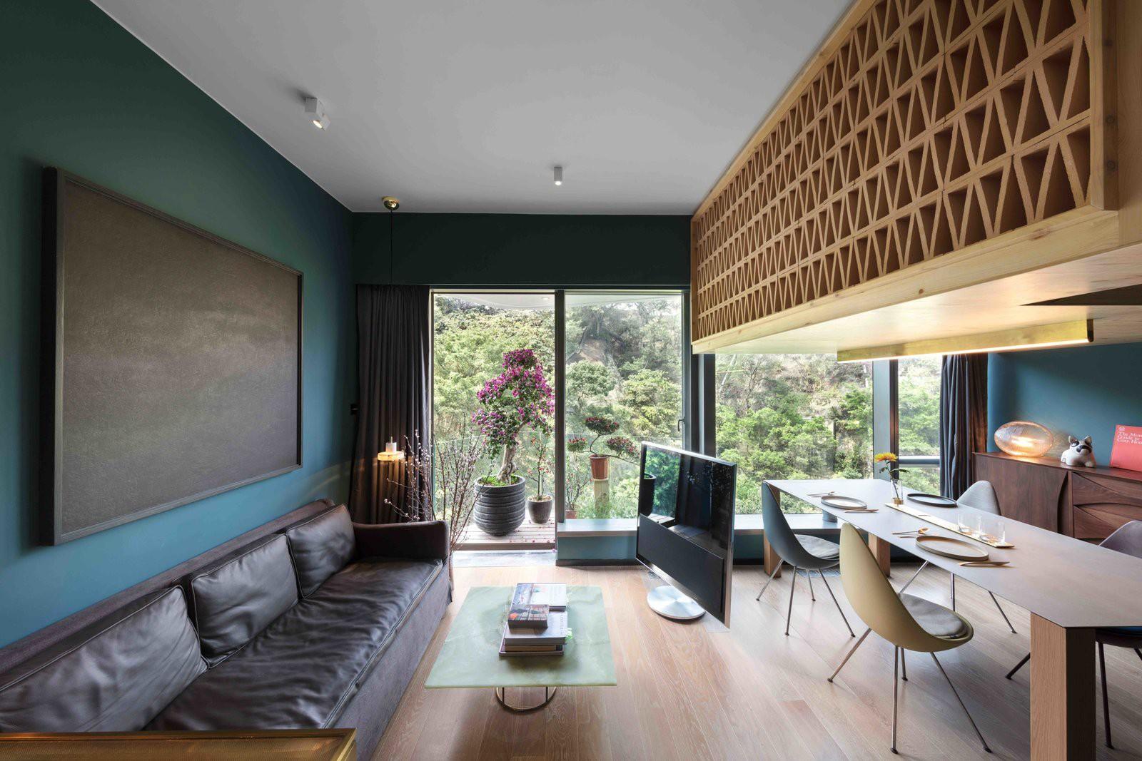 Chiêm ngưỡng căn hộ nhỏ này, bạn sẽ thấy nhà nhỏ nhưng có trần cao thì mọi việc đều được giải quyết đơn giản - Ảnh 7.