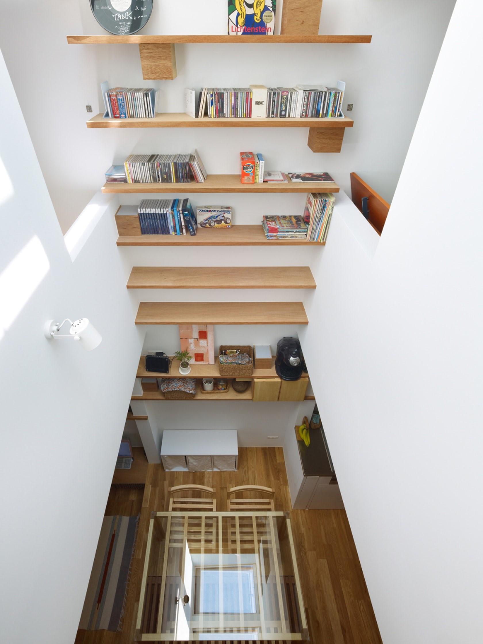 Ngôi nhà tí hon với mặt tiền hẹp 2,5m ở Nhật, sâu hun hút nhưng gây bất ngờ nhờ sở hữu thiết kế quá thông minh - Ảnh 9.