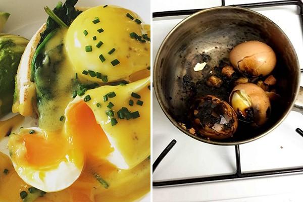 Cười ngất với món trứng xào cà chua có 1-0-2 do anh chồng đảm nấu - Ảnh 6.