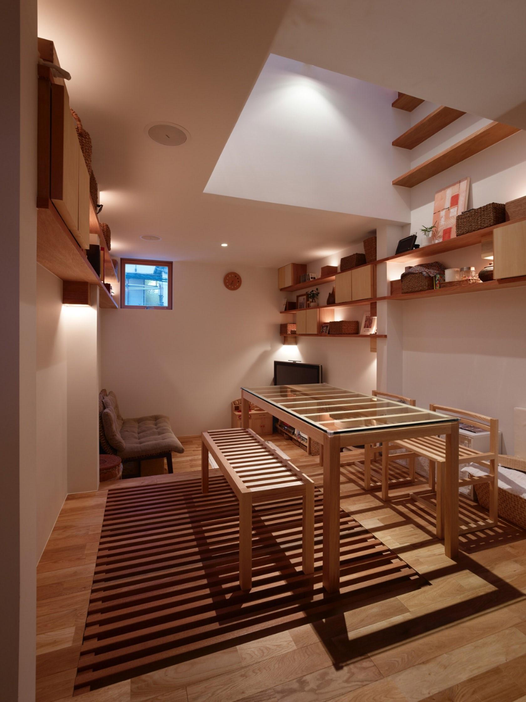 Ngôi nhà tí hon với mặt tiền hẹp 2,5m ở Nhật, sâu hun hút nhưng gây bất ngờ nhờ sở hữu thiết kế quá thông minh - Ảnh 7.