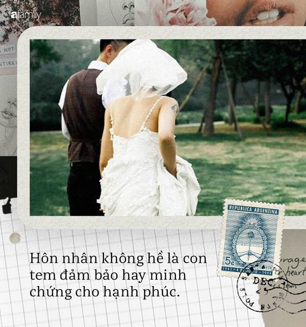 Chúng ta, hết lần này tới lần khác, đã có cái nhìn vô cùng sai lệch về đám cưới! - Ảnh 3.