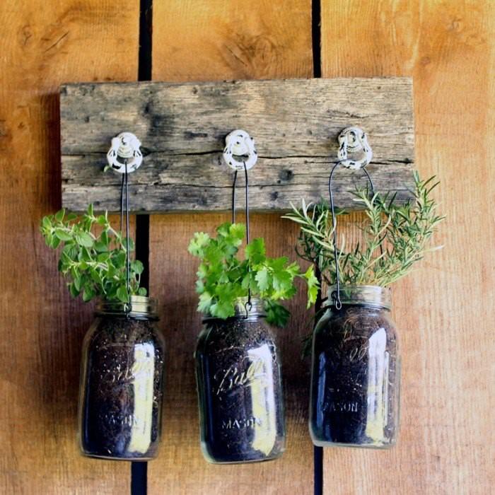 15 ý tưởng cho thấy chỗ nào trong nhà bạn cũng có thể trồng cây gia vị siêu xinh  - Ảnh 13.
