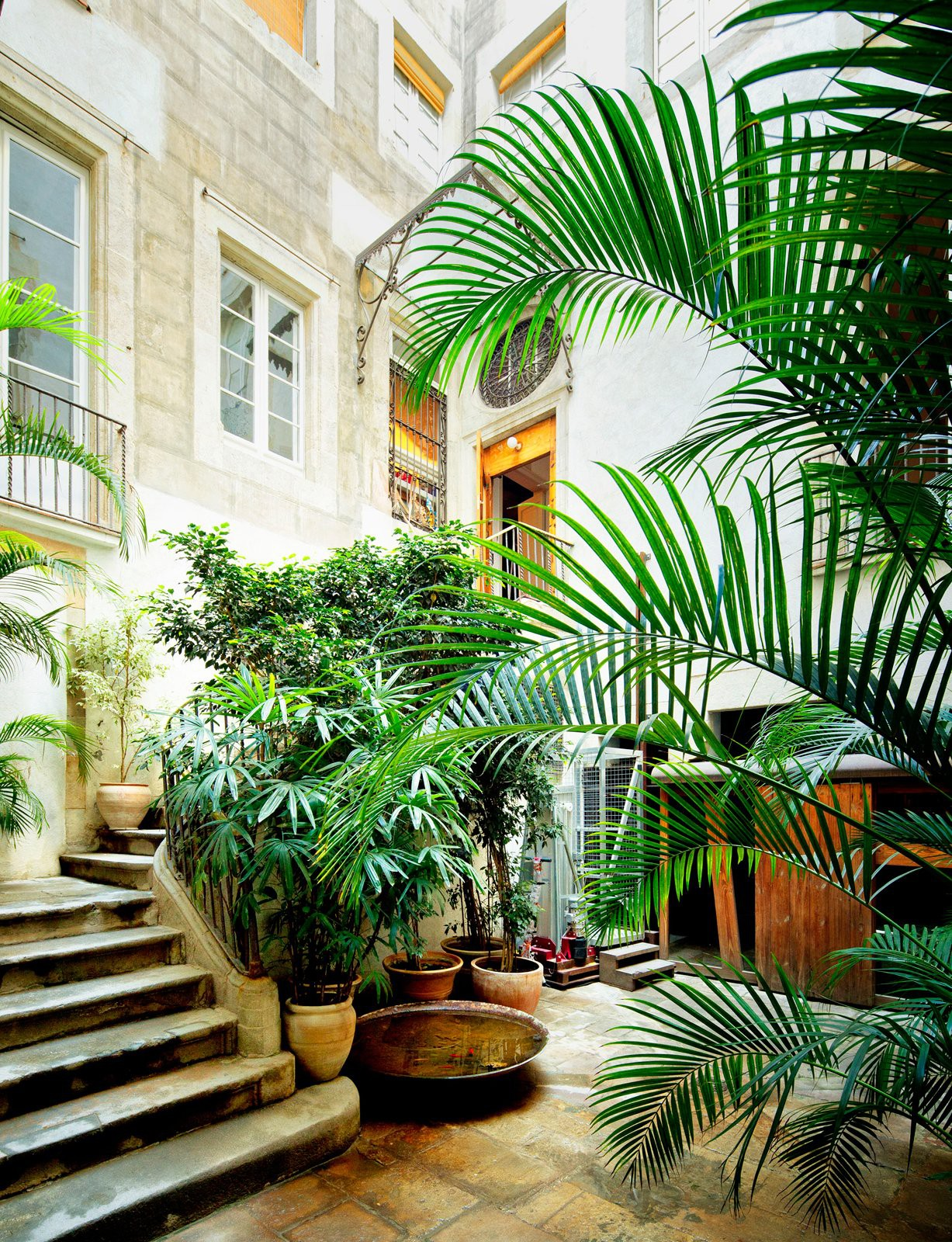 8 kiểu vườn nhỏ xinh ấn tượng của 8 nước trên thế giới, số 3 đem lại điều bất ngờ đặc biệt - Ảnh 6.