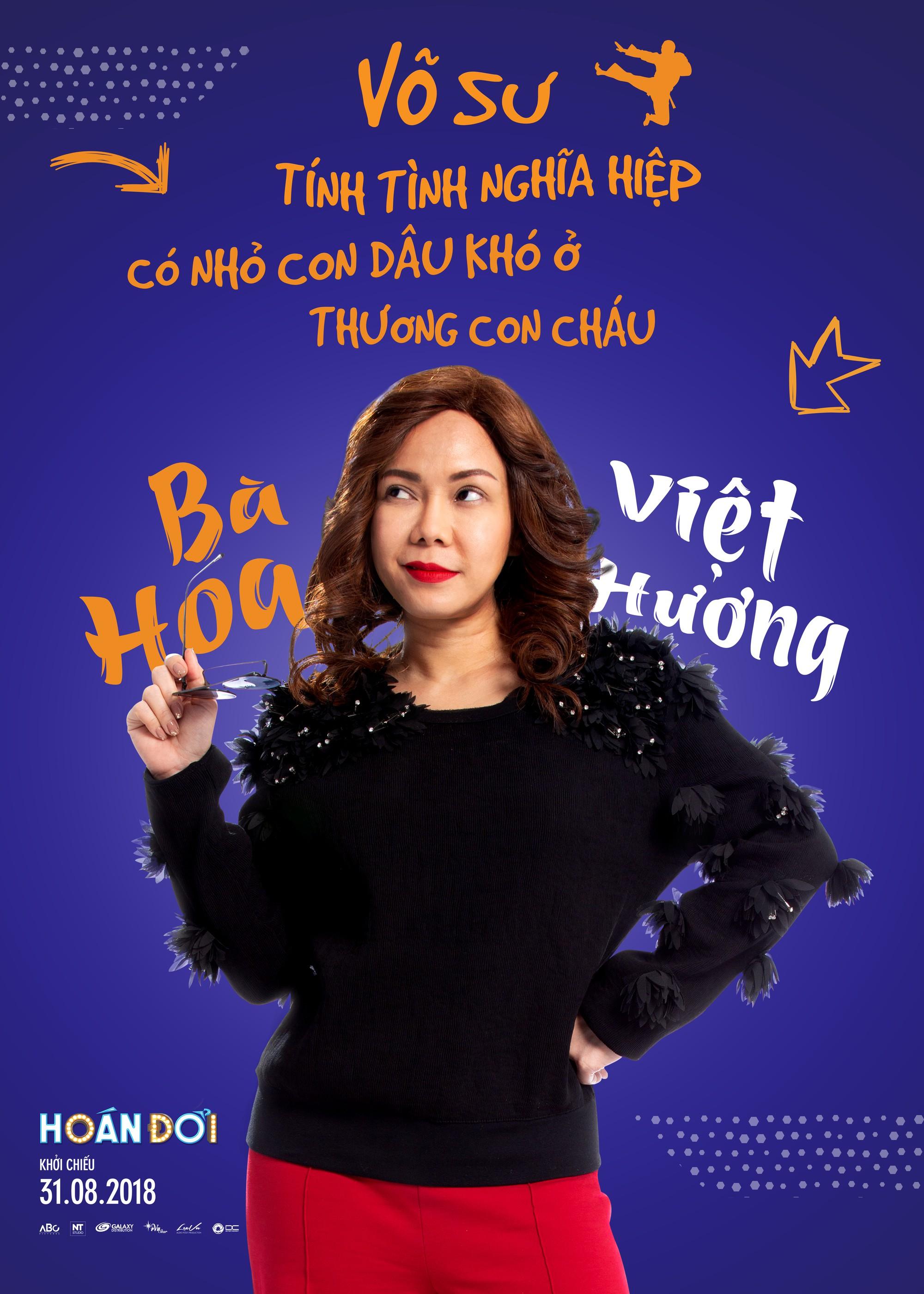 Nhã Phương, Việt Hương xuất hiện với hình ảnh quá sai - Ảnh 3.