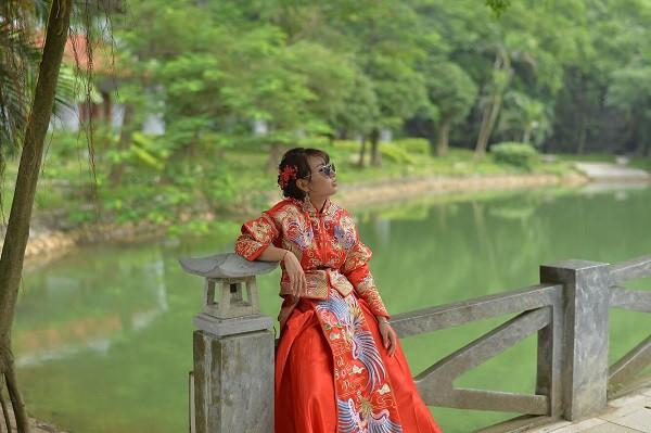 Chả ai như cặp đôi khiến MXH phát sốt này: hành trình tình yêu đi từ Tà Xùa đến cung Diên Hi lầy lội hết sức - Ảnh 6.
