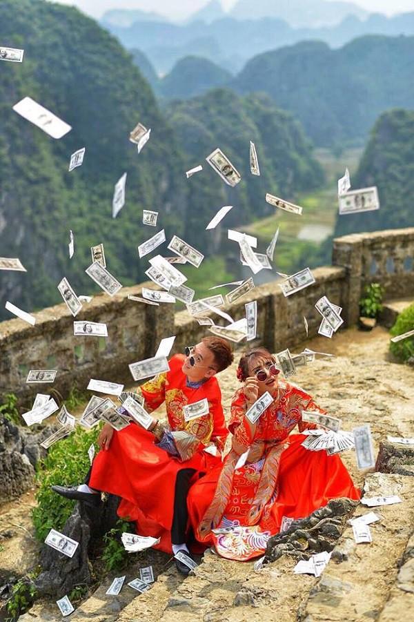 Chả ai như cặp đôi khiến MXH phát sốt này: hành trình tình yêu đi từ Tà Xùa đến cung Diên Hi lầy lội hết sức - Ảnh 8.