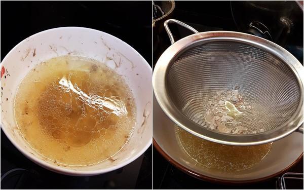 Mẹ khéo chăm con chia sẻ công thức nấu tinh chất gà ác chữa cảm lạnh cho bé không cần dùng thuốc - Ảnh 4.
