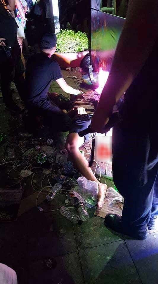 Hà Nội: Đã có 7 người tử vong, nhiều người sốc thuốc tại lễ hội âm nhạc ở công viên nước Hồ Tây - Ảnh 2.
