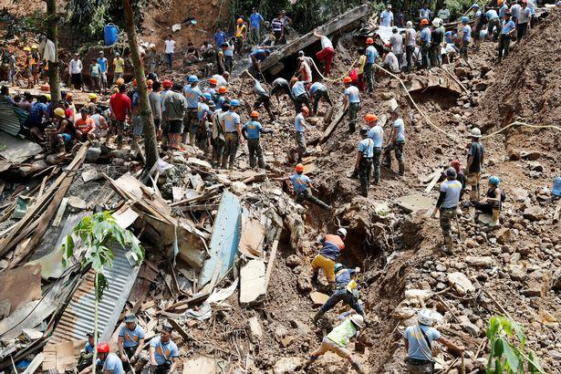 Ngăn thiệt hại về người do bão Mangkhut, Philippines cấm các hoạt động khai thác mỏ nguy hiểm - Ảnh 4.