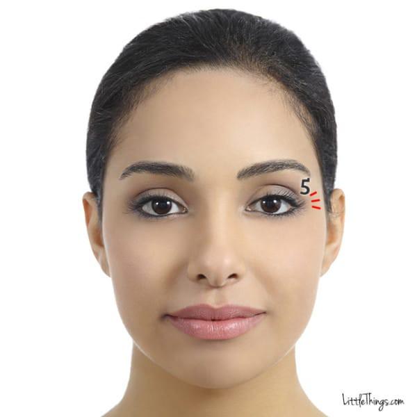 Nếp nhăn trên khuôn mặt tiết lộ điều gì về cơ thể của bạn? Nếu có nếp nhăn ở lông mày thì đáng lo hơn cả - Ảnh 6.