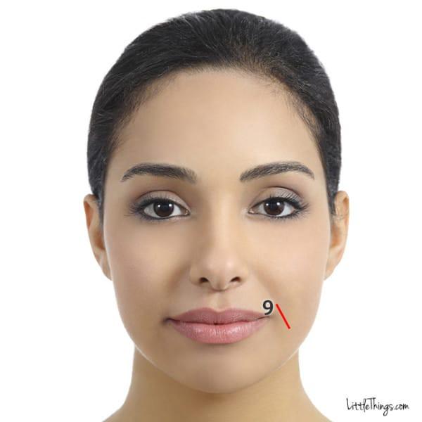 Nếp nhăn trên khuôn mặt tiết lộ điều gì về cơ thể của bạn? Nếu có nếp nhăn ở lông mày thì đáng lo hơn cả - Ảnh 7.