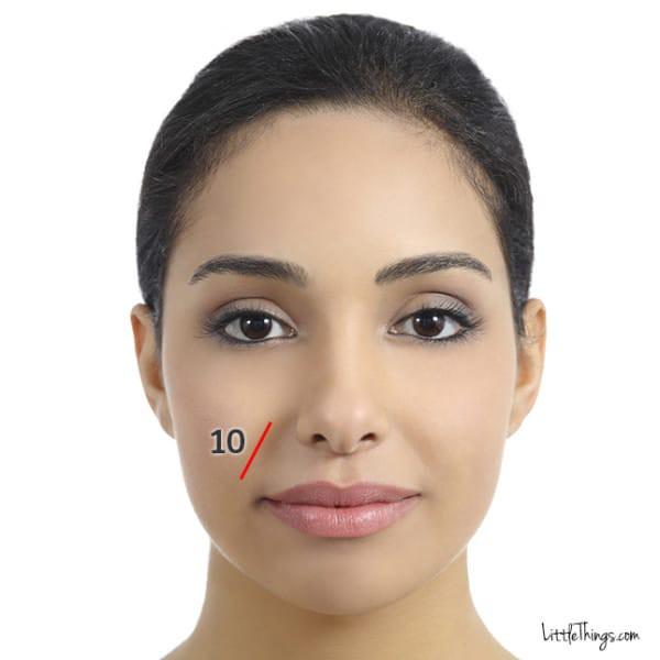 Nếp nhăn trên khuôn mặt tiết lộ điều gì về cơ thể của bạn? Nếu có nếp nhăn ở lông mày thì đáng lo hơn cả - Ảnh 8.