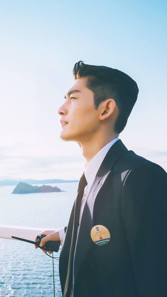 Sau Diên hi công lược, Hải Lan Sát - Vương Quan Dật đóng phim mới với Trương Hàn  - Ảnh 11.