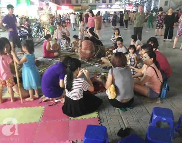 Hà Nội: Nhiều khu chung cư rục rịch tổ chức Trung thu cho các em nhỏ - Ảnh 4.