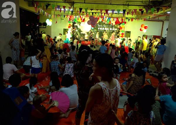 Hà Nội: Nhiều khu chung cư rục rịch tổ chức Trung thu cho các em nhỏ - Ảnh 6.