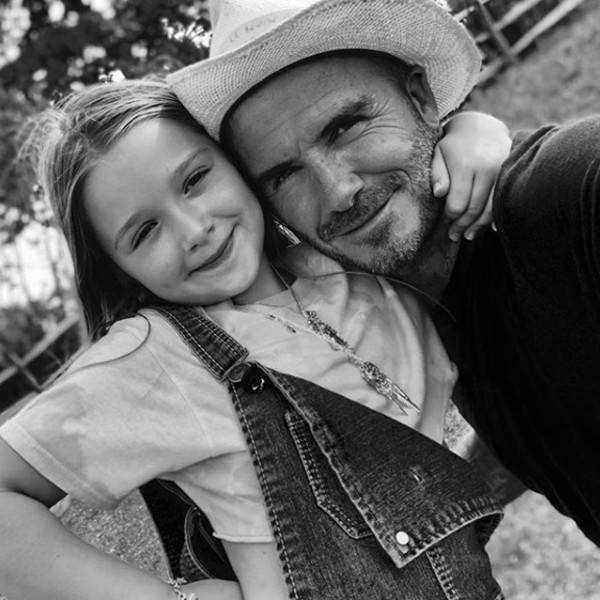 Harper không còn là út cưng vì vợ chồng Beckham đang chuẩn bị có em bé thứ 5? - Ảnh 2.