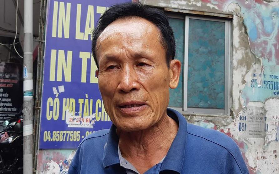 Vụ cháy khiến 2 người chết tại cổng BV Nhi: Công an mời ông Nguyễn Thế Hiệp chủ nhà trọ lên làm việc