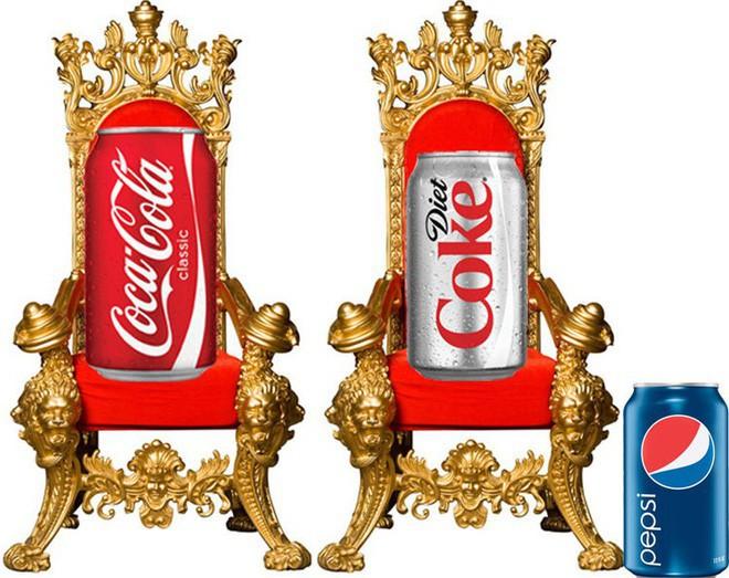 Vì so Pepsi từ vị thế là đối thủ lớn nhất củ Coc-Col lại trở nên thất thế? - Ảnh 10.
