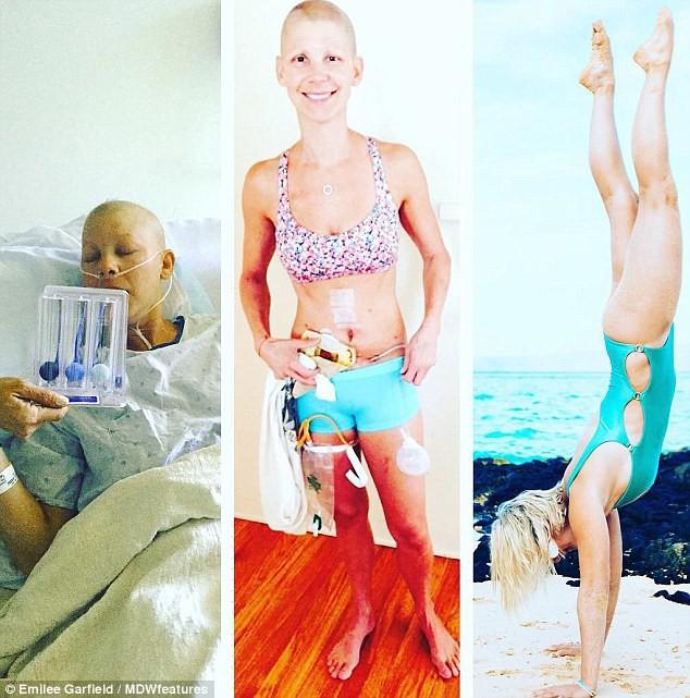 Người mẹ đánh bại bệnh ung thư 2 lần sau khi chỉ còn 27% cơ hội sống - Ảnh 8.