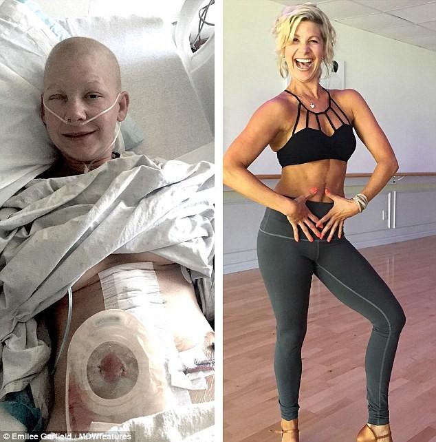 Người mẹ đánh bại bệnh ung thư 2 lần sau khi chỉ còn 27% cơ hội sống - Ảnh 7.