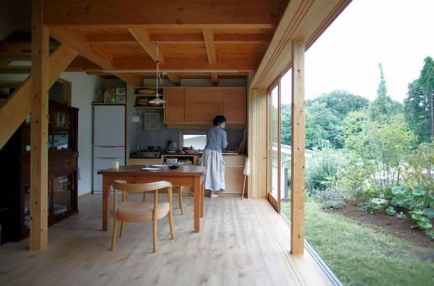 Ngôi nhà nơi thôn quê giản dị nhưng ngập tràn yêu thương của đôi vợ chồng kết hôn được 20 năm ở Nhật - Ảnh 5.