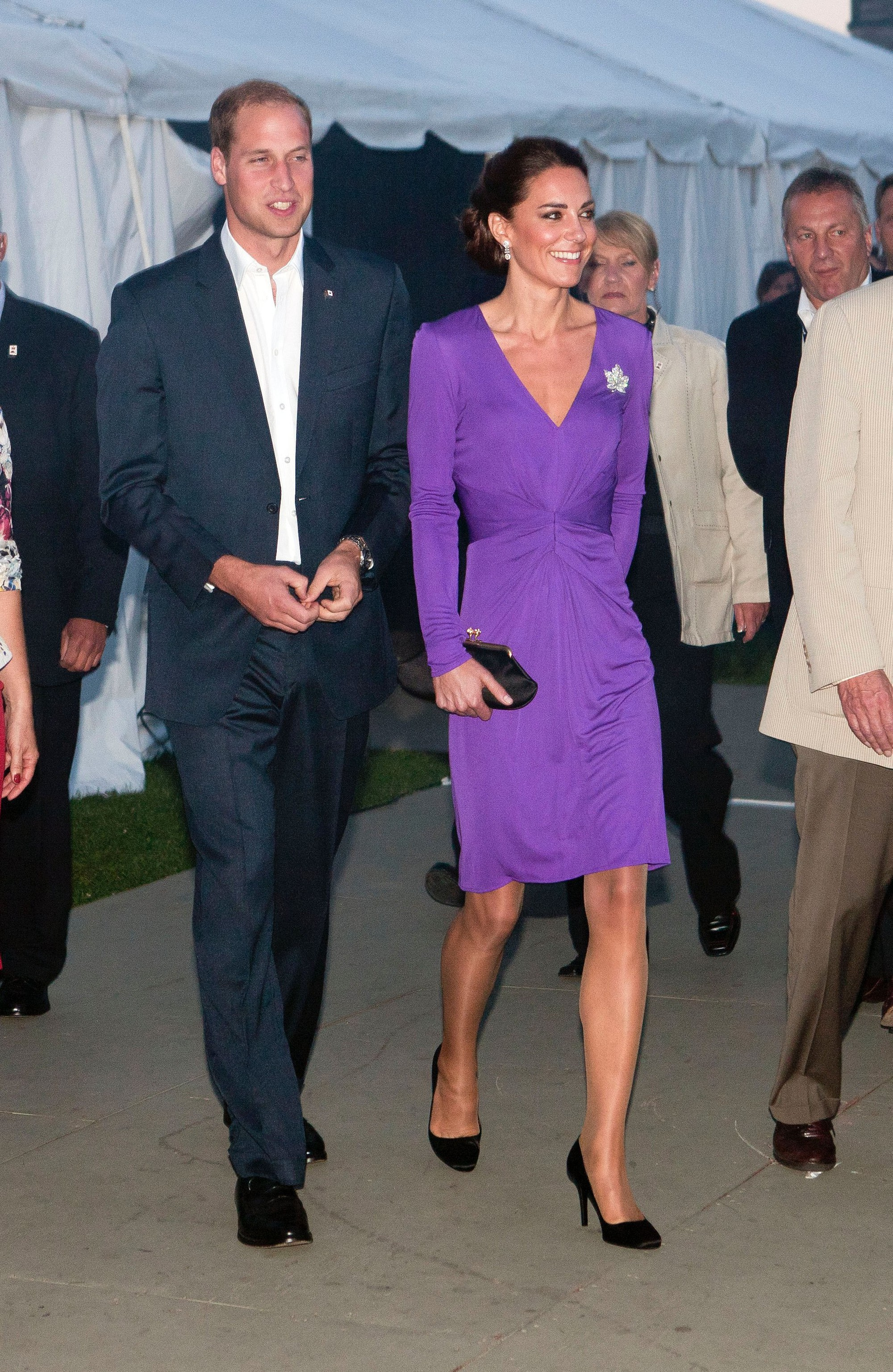 kate-donned-purple-frock-special-event-ottawa-canada