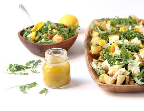 Có 2 công thức làm xốt salad này bạn tha hồ ăn salad cả tuần không chán - Ảnh 6.