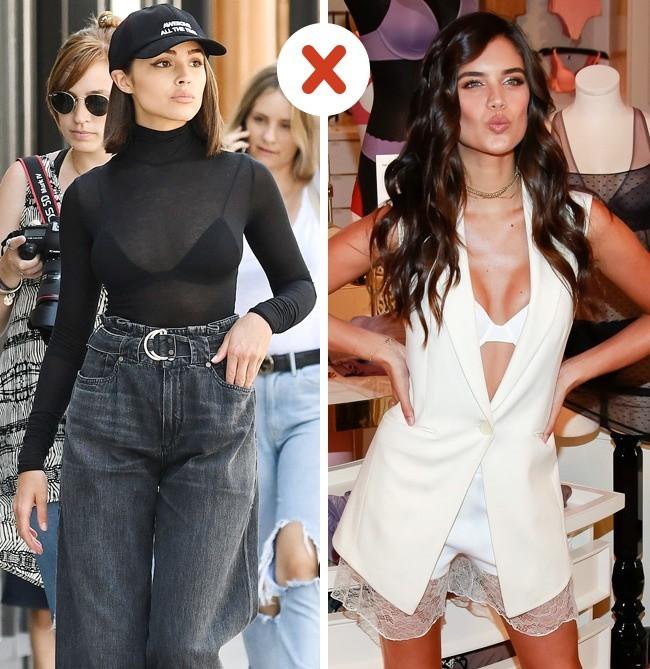7 kiểu phục trang mà nhiều chị em vẫn luôn ưa chuộng, nhưng kỳ thực có thể biến họ thành người kém duyên - Ảnh 6.