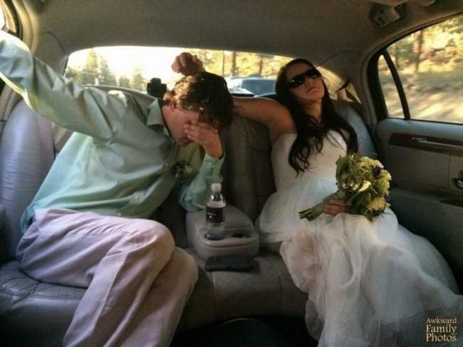 Ngày cưới chính là ngày vui nhất, vì vậy hãy lưu lại khoảnh khắc ấy bằng những bức hình nhìn là muốn cười bò như thế này - Ảnh 6.