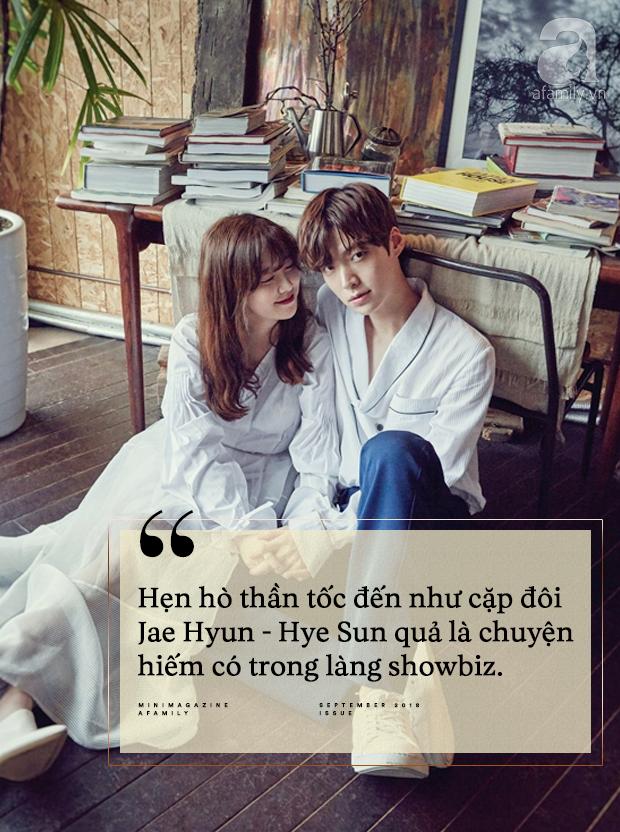 Là phụ nữ, ai chẳng ước mong có được một người chồng yêu mình hết lòng như Ahn Jae Hyun! - Ảnh 3.