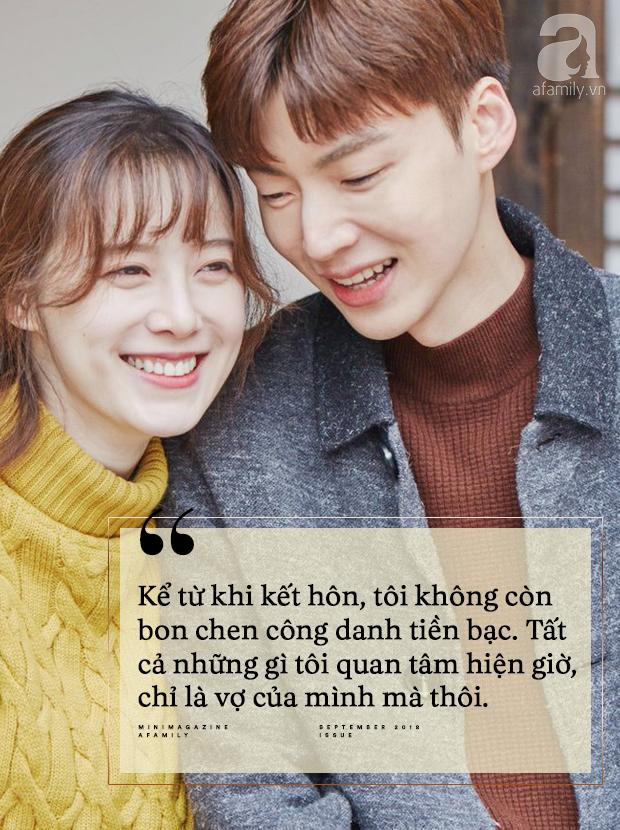 Là phụ nữ, ai chẳng ước mong có được một người chồng yêu mình hết lòng như Ahn Jae Hyun! - Ảnh 6.