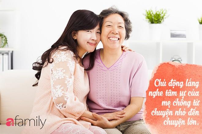 Phụ nữ chưa lấy chồng nên đọc, đã lấy chồng càng phải biết để nắm vững 29 cách dĩ hòa vi quý với mẹ chồng sau - Ảnh 2.