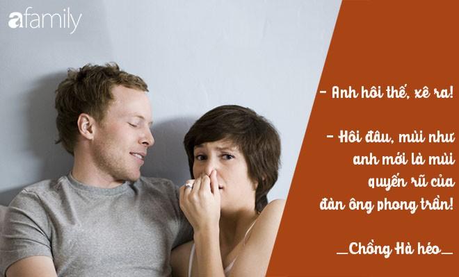 Góc trị chồng: Bất lực trước quy luật quần thay theo tuần, tắm chia theo quý  của những ông chồng ở bẩn kinh niên (Kỳ 1) - Ảnh 5.
