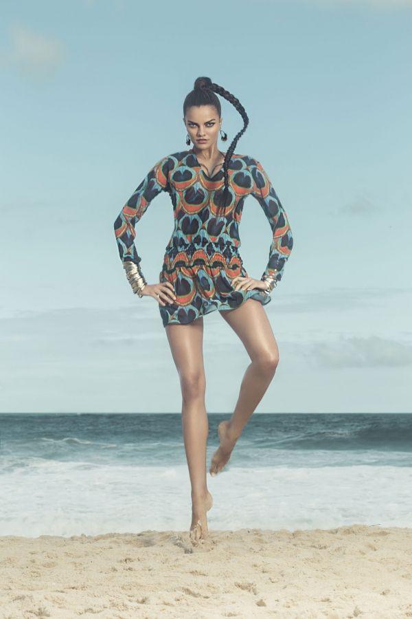 Muốn đẹp như siêu mẫu Barbara Fialho, chị em nên tập tạ theo cách này để giữ dáng - Ảnh 9.