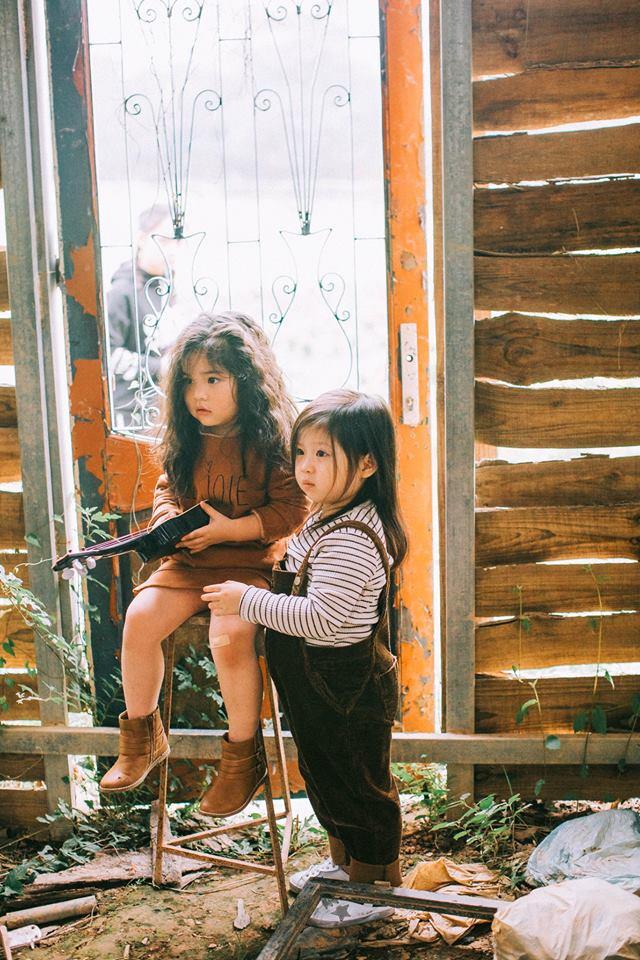 Bộ ba bạn thân Mầm - Mũm - Mon xuất hiện siêu yêu trong bộ ảnh chụp trên cánh đồng hoa cải - Ảnh 20.