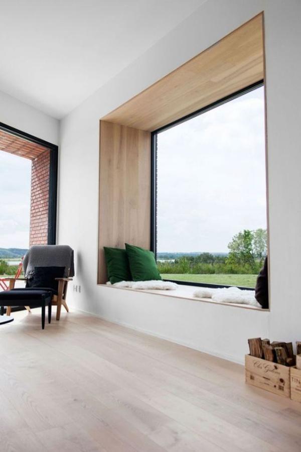 Góc đọc sách bên cửa sổ đẹp lãng mạn cho những ngày gió lạnh - Ảnh 5.