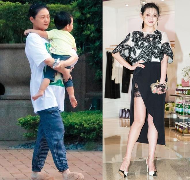 Mẹ hai con Từ Hy Viên từng nặng tới 80kg sau khi sinh đã lột xác ngoạn mục nhờ chỉ ăn 2 bữa cơm mỗi ngày - Ảnh 4.