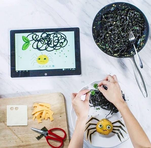 Để con hết kén ăn, bà mẹ khéo tay đã biến bữa ăn thành kiệt tác nghệ thuật - Ảnh 13.