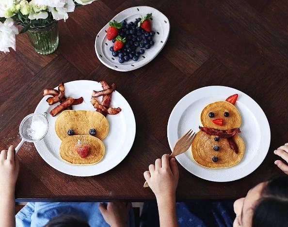 Để con hết kén ăn, bà mẹ khéo tay đã biến bữa ăn thành kiệt tác nghệ thuật - Ảnh 24.